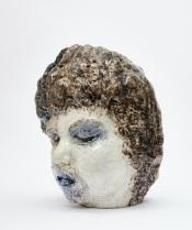Blue and Blind  VI,  2019  Keramiek  h.57 cm