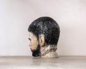 Black Beard  2018  Keramiek  h.108cm
