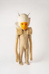 Orange face  2012-2013  h.100cm