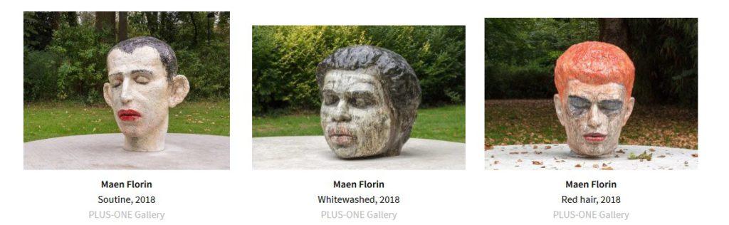 Maen Florin op Art Rotterdam 2020, Van Nellefabriek 1