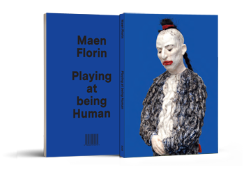 Playing at being human - Maen Florin book