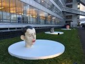 Soutine 2018, h.104 cm, Ceramics, Art Rotterdam