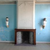 Installatie Kunstenhuis Harelbeke  2016