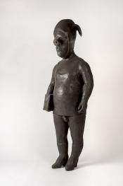Dwarf I  2009  h.125 cm