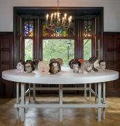 Installatie 'Commedia' Villa ter Beuken  2018