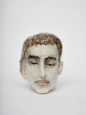 Histrionis 2019, h.29,5 cm, Ceramics.