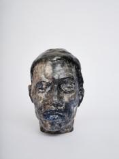 Histrionis 2019, h.30,5 cm, Ceramics.