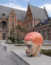 Museum HvB Mechelen 2020, Red Hair 2018