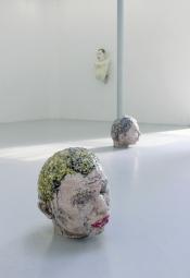 Installatie Nadja Vilenne, Liege 2017