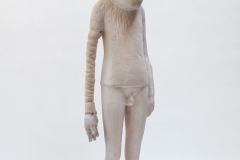 Pink rat  2013  h.142 cm